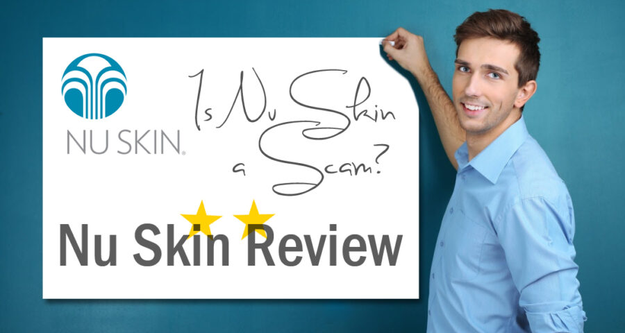 Nu Skin Review - Make a Living from Home in 2017