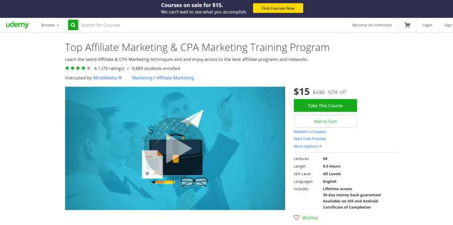 What is the best affiliate marketing training program? Make a Living from Home in 2017