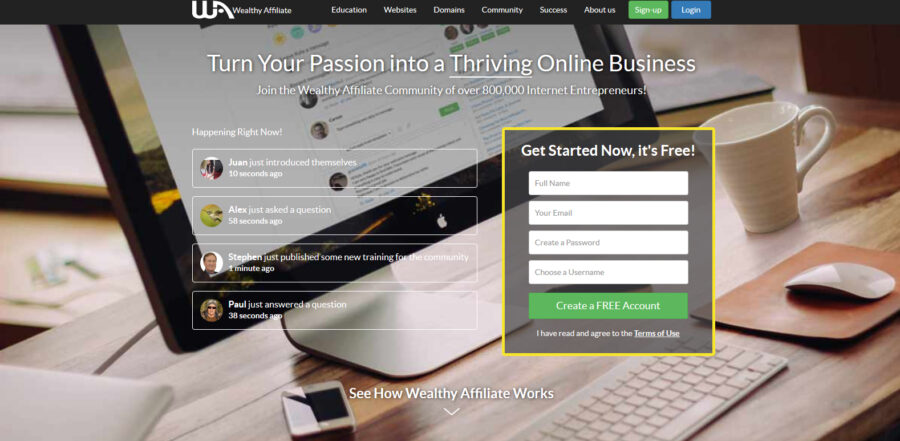 Make a Living from Home in 2017 - Start Your Own Business Online and Work from Wherever You Want