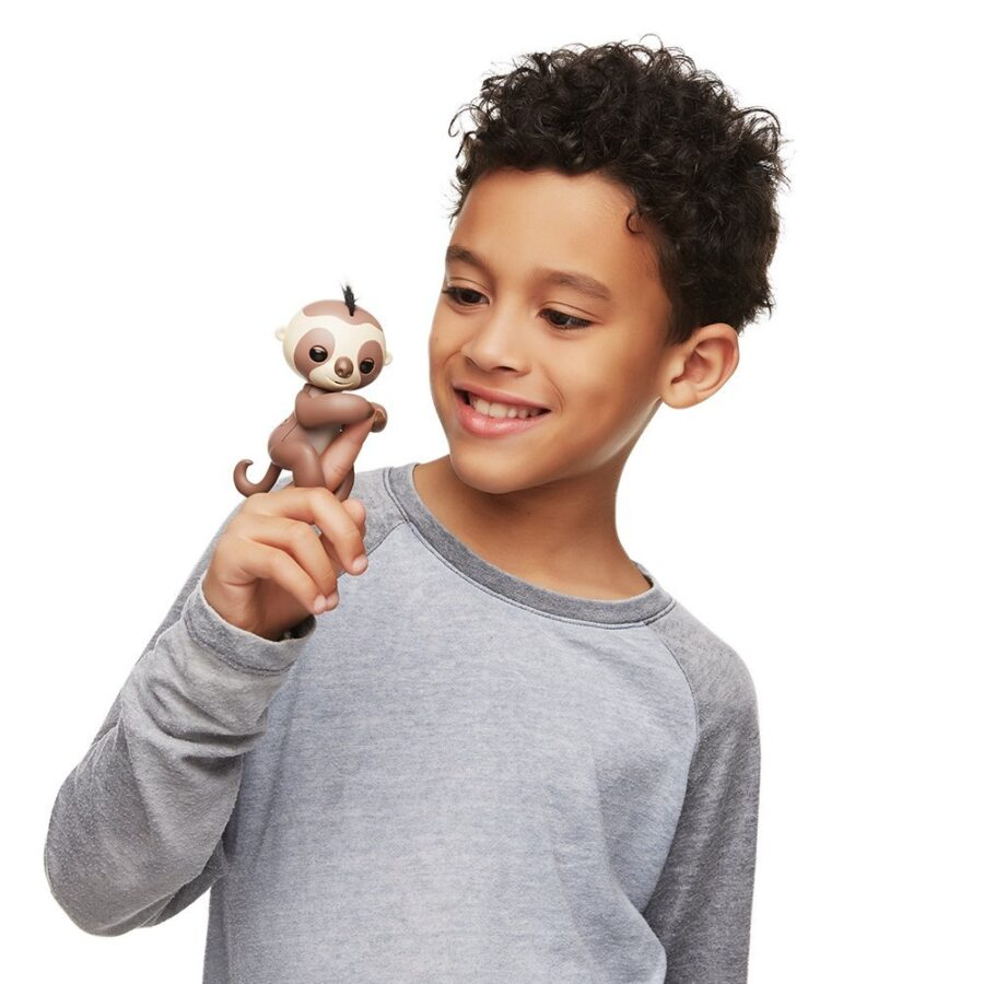 Interactive Baby Sloth - Buy it at Get Happy e-Deals