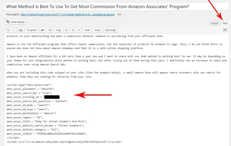 What Method Is Best To Use To Get Most Commission From Amazon Associates' Program? - Make A Living From Home In 2017