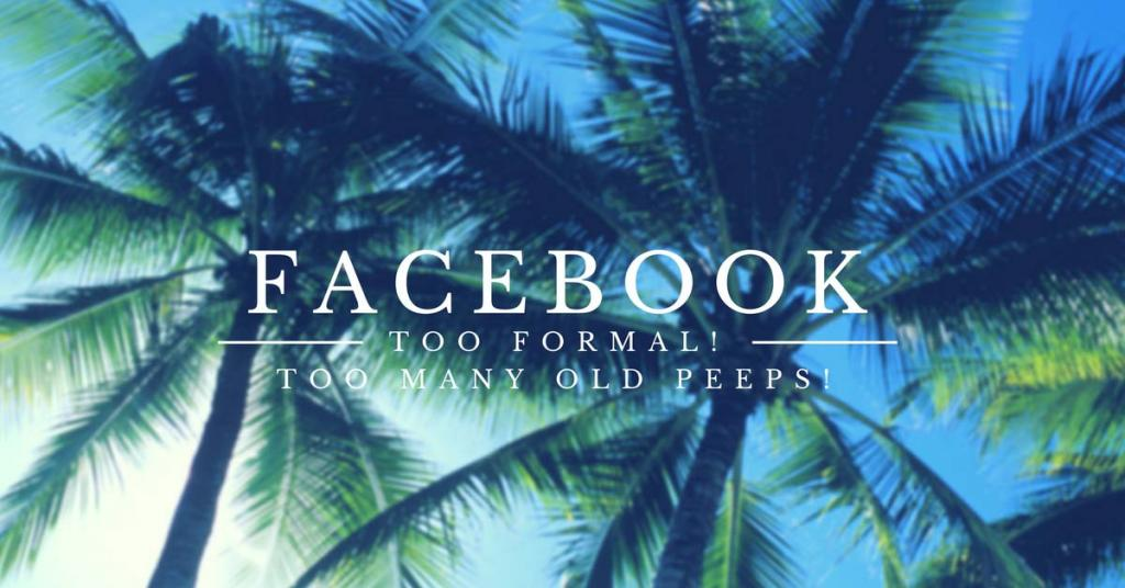 Is Facebook Too Cool For School In 2018 – Quite The Opposite! Make A Living From Home