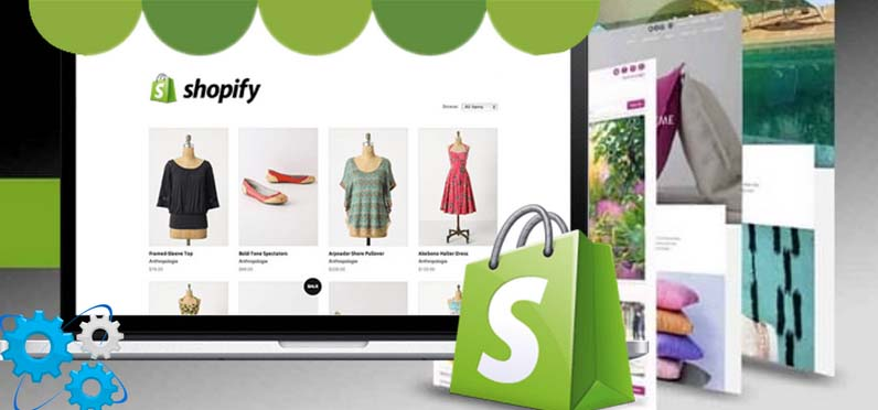 Shopify - Make A Living From Home