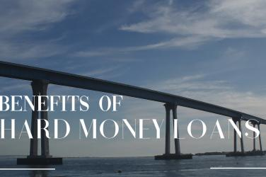 Guest Blog Post - The Benefits Of Hard Money Loans For Real Estate Investors