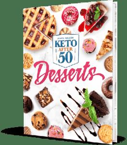 Keto After 50 Desserts