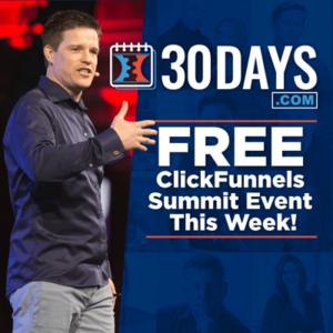 ClickFunnels Free Summit Event