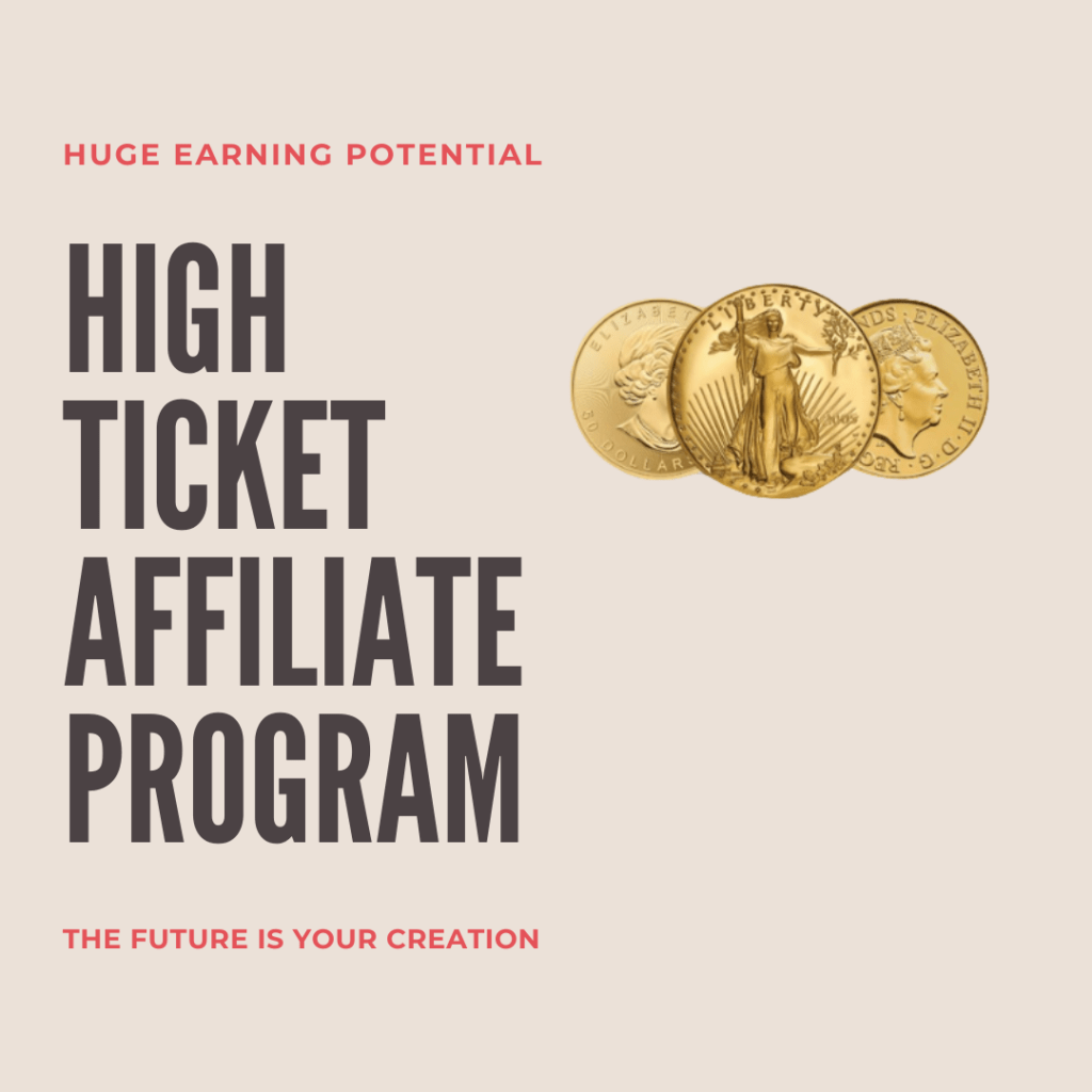 High Ticket Affiliate Program You Have To Join In 2020 - Goldco Affiliate Program Review (2020)
